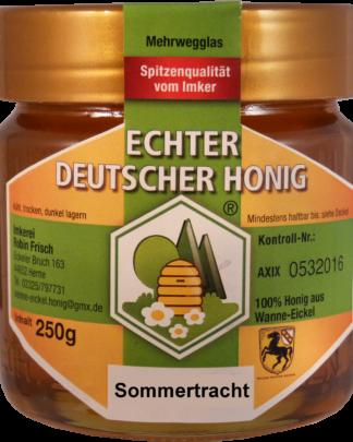 Echter Deutscher Honig Sommertracht 250g