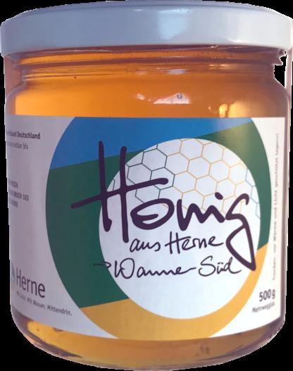 Stadthonig Herner Honig 500g Glas