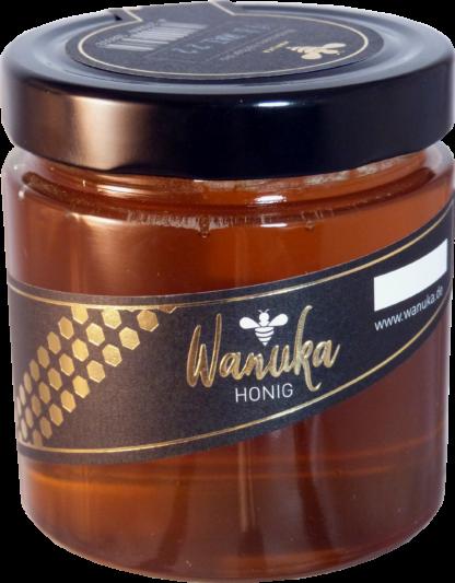 WANUKA Premium Honig 500g Seite